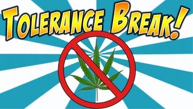Weed Tolerance Break