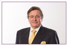GW Pharmaceuticals Founder Dr. Geoffrey Guy