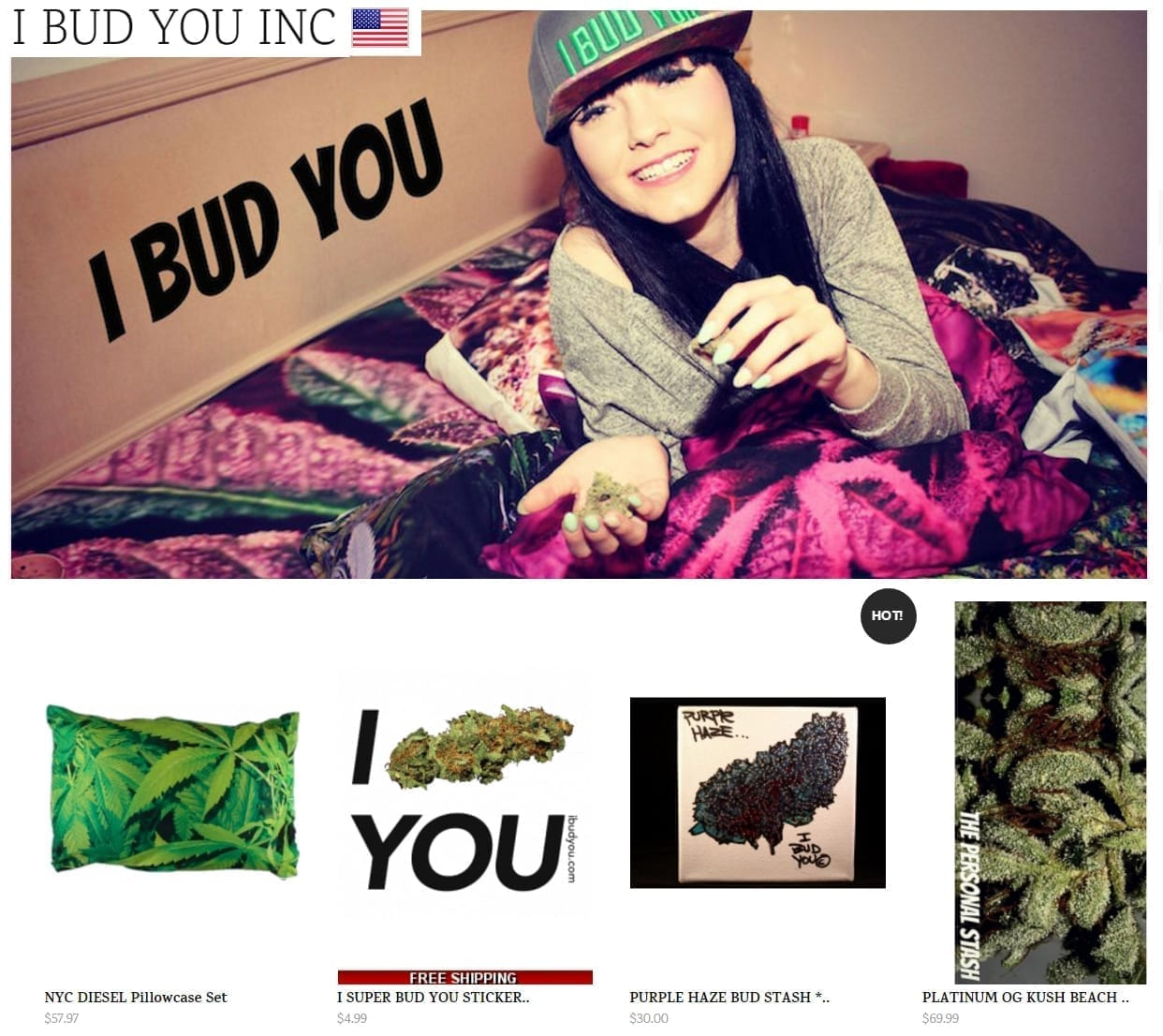 stoner fashion by i bud you
