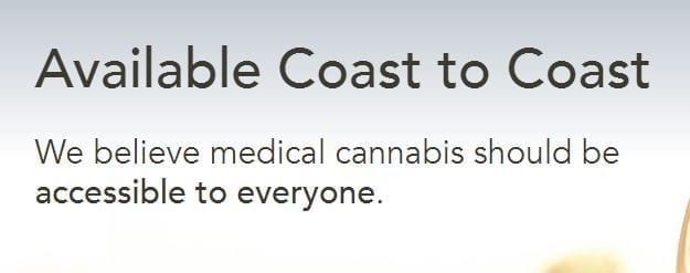 OrganiGram Coast To Coast Reach