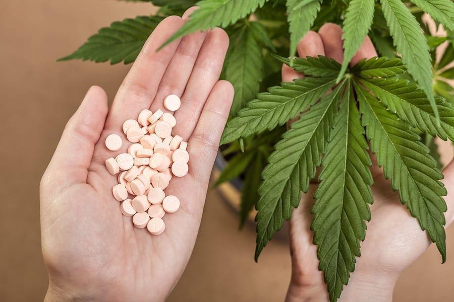 marijuana cannabis based drug