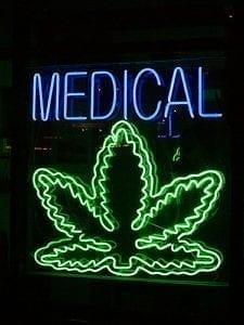 legalizing marijuana for medical use