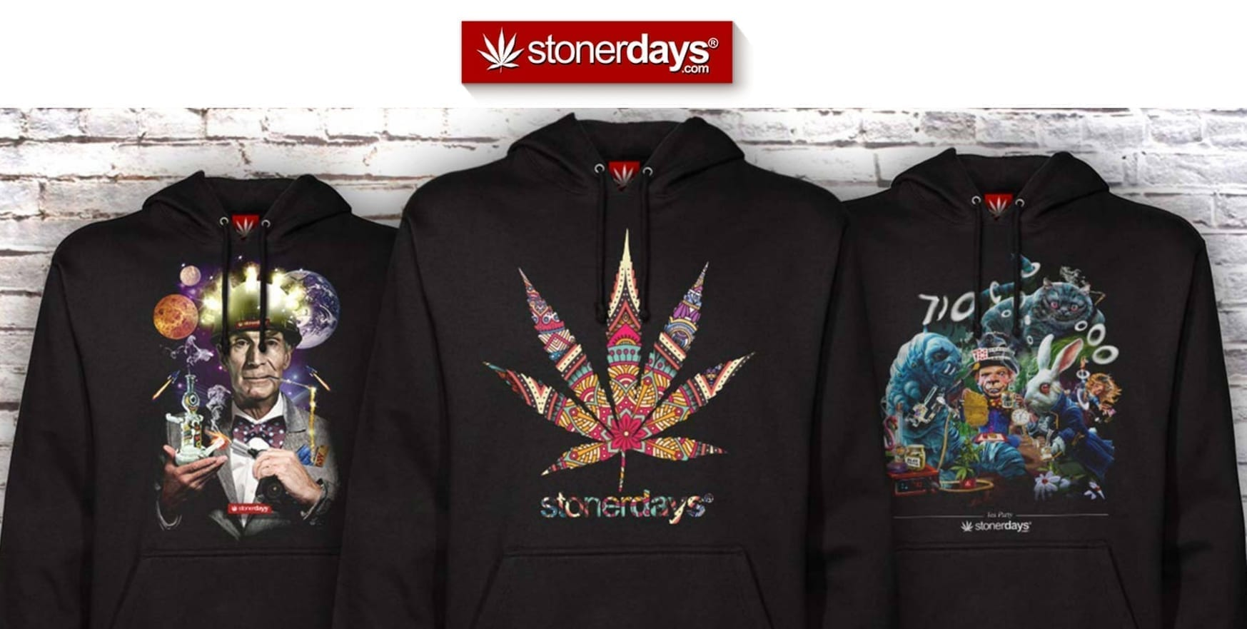 stonerdays sweaters