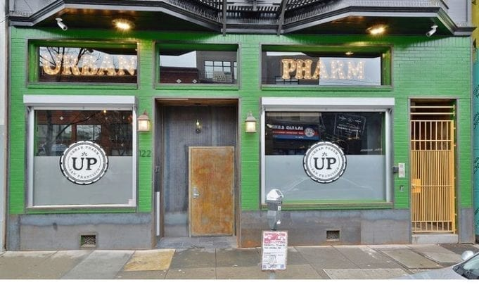 The Best Dispensary In San Francisco Is Urban Pharm