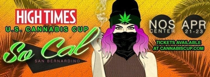 High Times 4/20 Cannabis Cup - San Bernadino