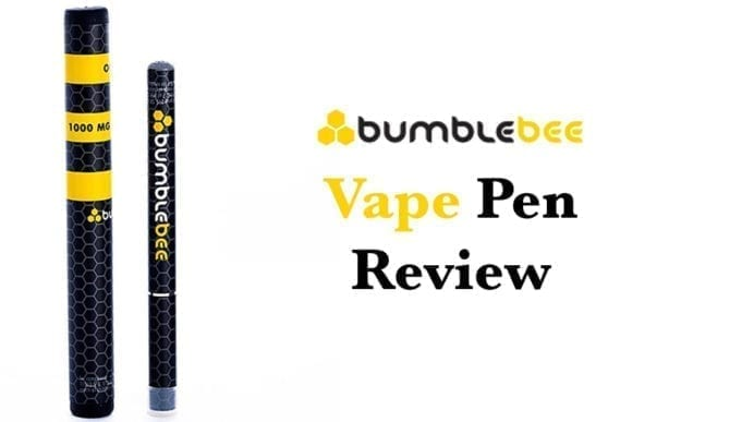 bumblebee vape pen review