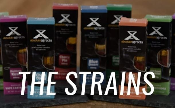Strains Of Cartridges At ABX