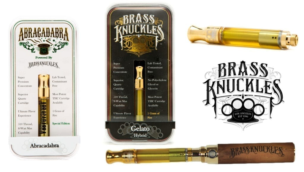 brass knuckles cartridge review
