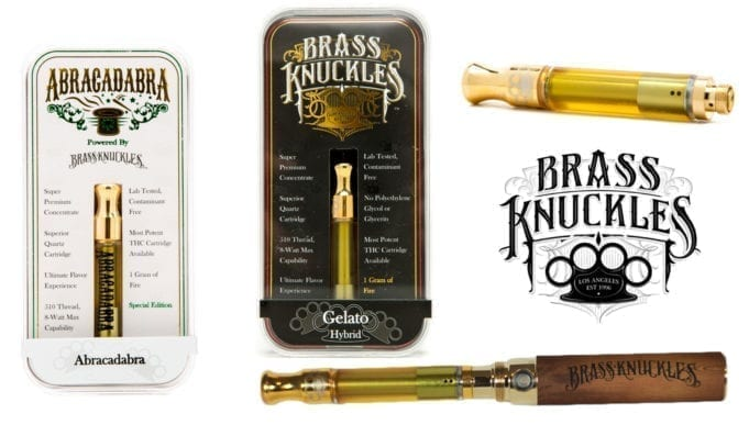 brass knuckles cartridge review 2017