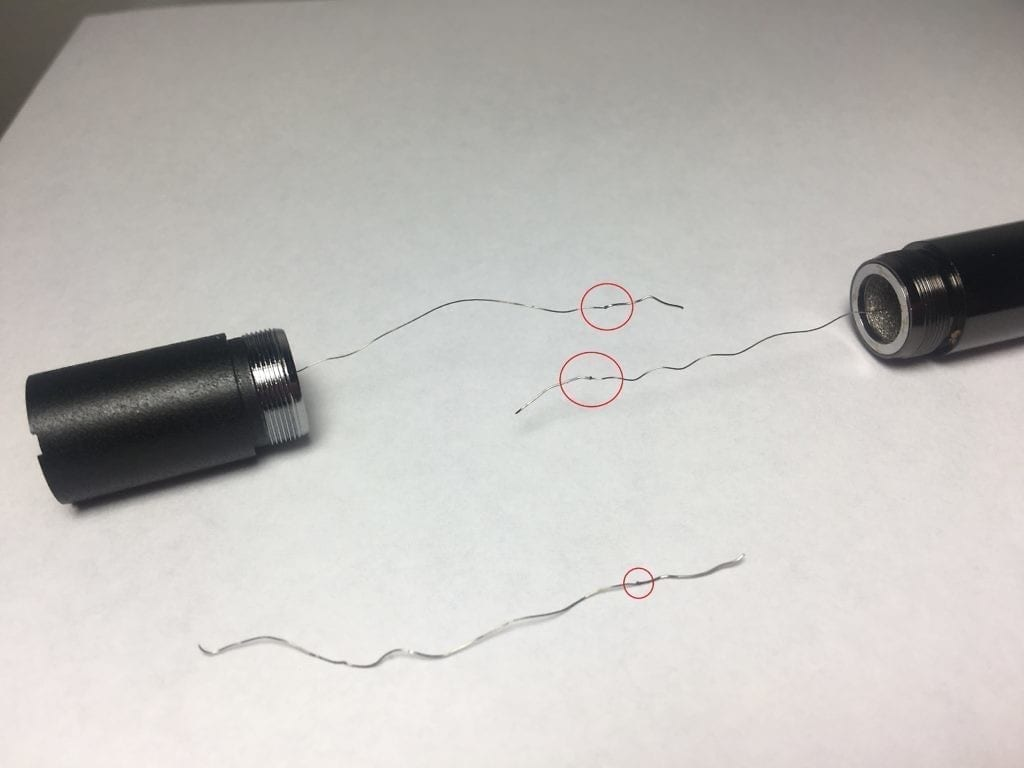 Rokin Atomizer Solder