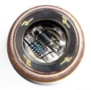 Rokin Nitro Double Quartz Coil Atomizer