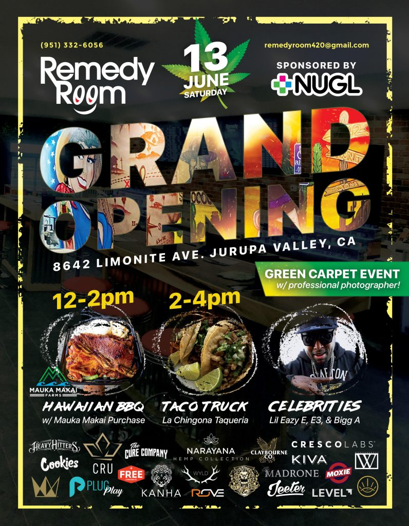 Remedy_Room Grand Opening