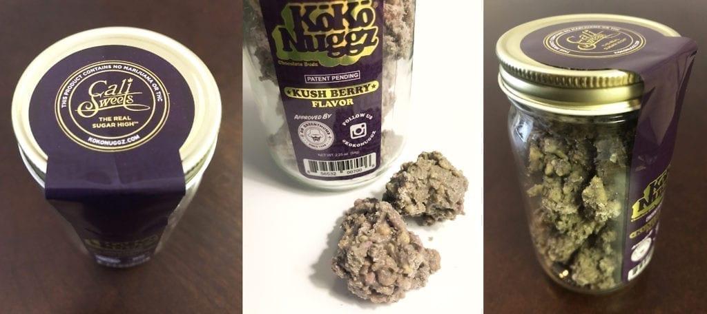 Koko Nuggz Kush Berry