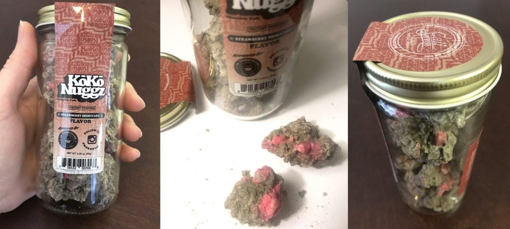 Koko Nuggz Strawberry