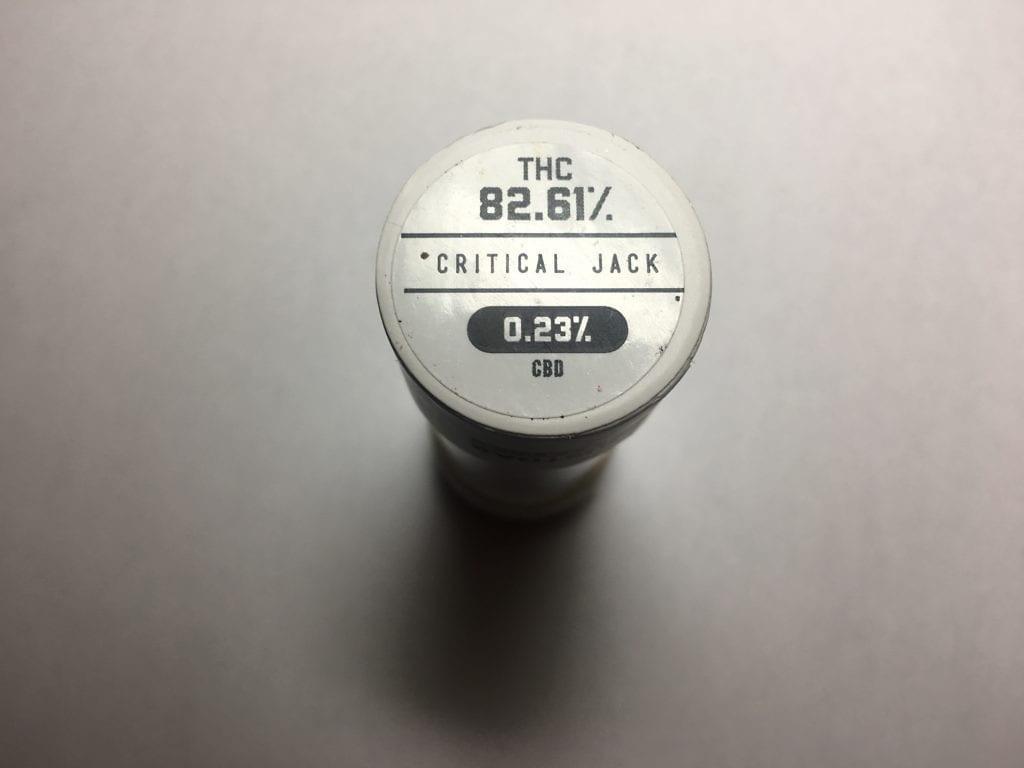 justdab critical jack