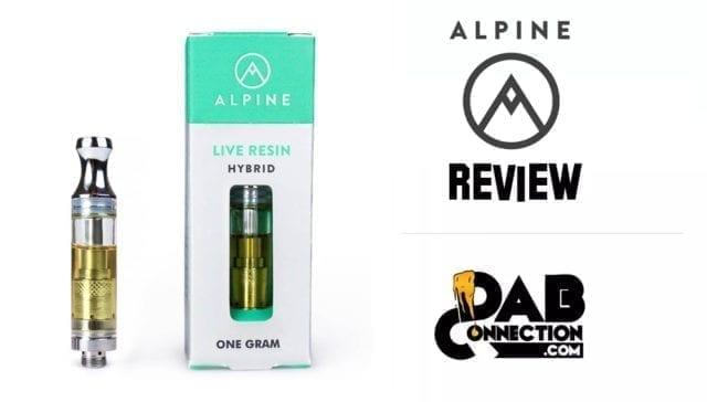 alpine vapor cartridge review