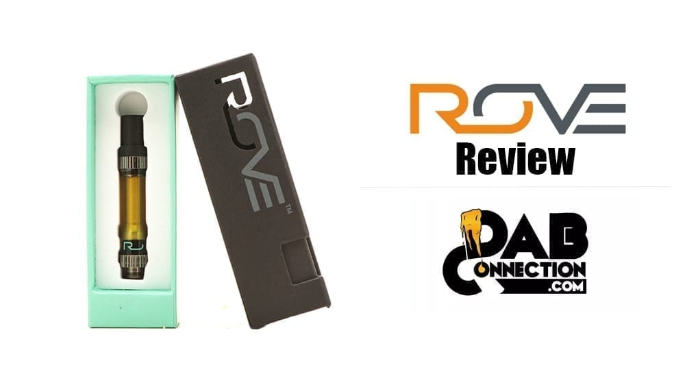 Rove Cartridge Review Thickest Cannabis Oil And A Lot Of Thc