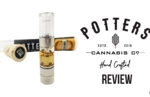 Potters cartridge review