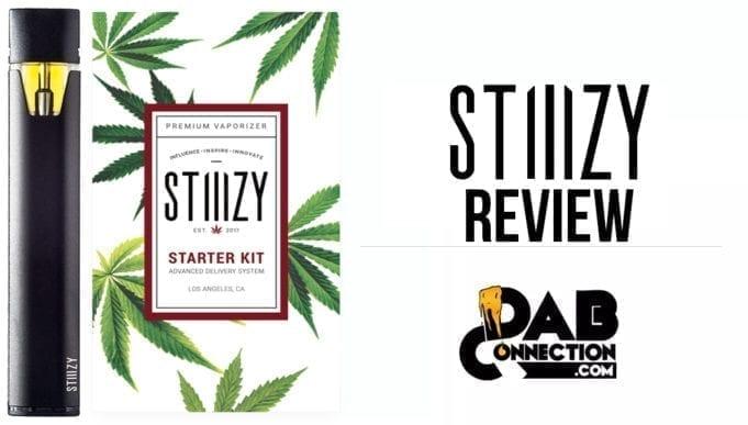 stiiizy vape pen review