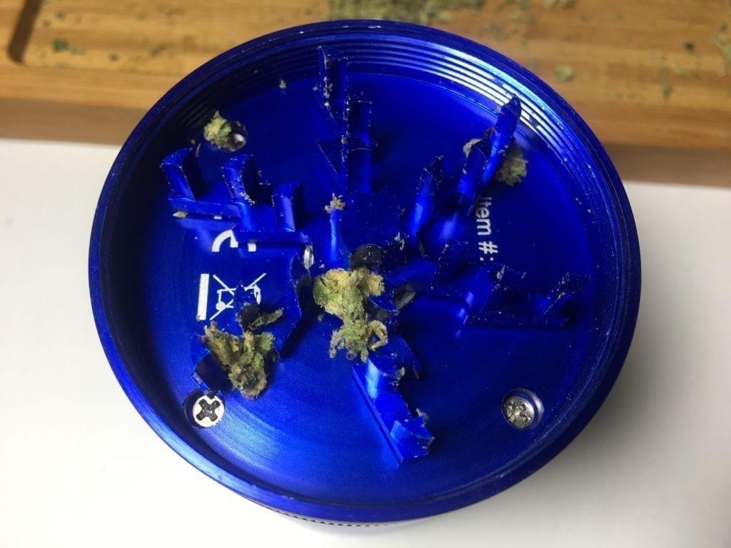 atman mini hummer stuck weed