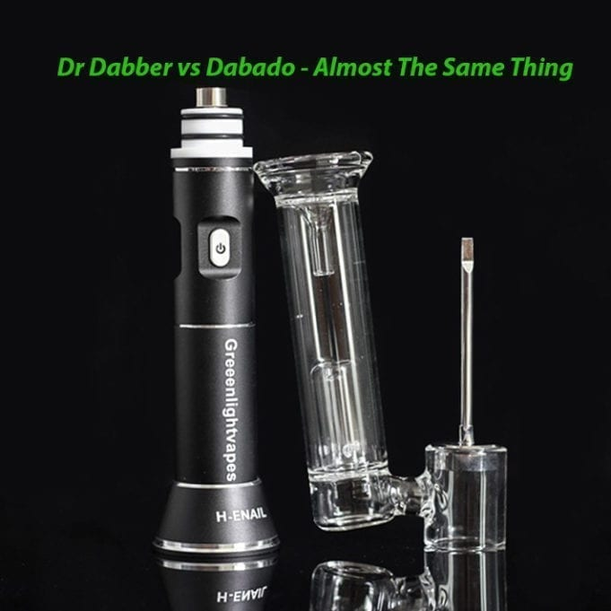 dr dabber vs dabado