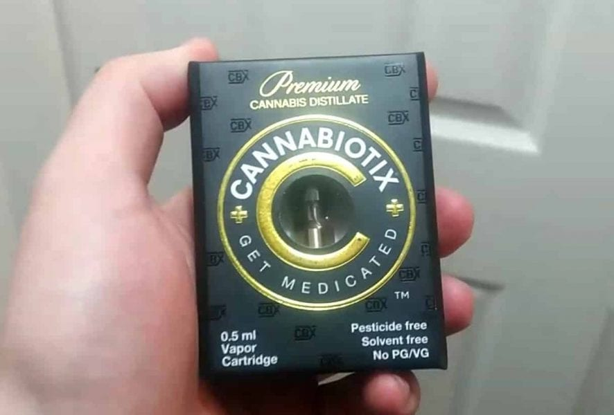 cannabiotix vape review