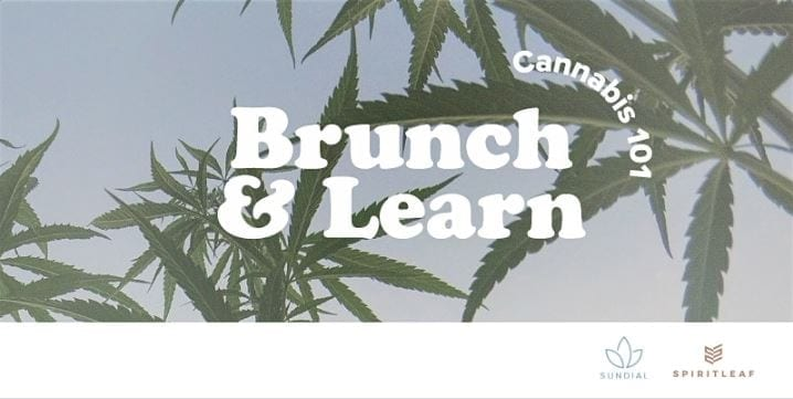 Brunch and Learn with Sundial Cannabis and Spiritleaf
