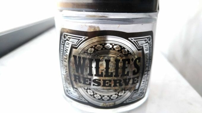 willies reserve la platina review