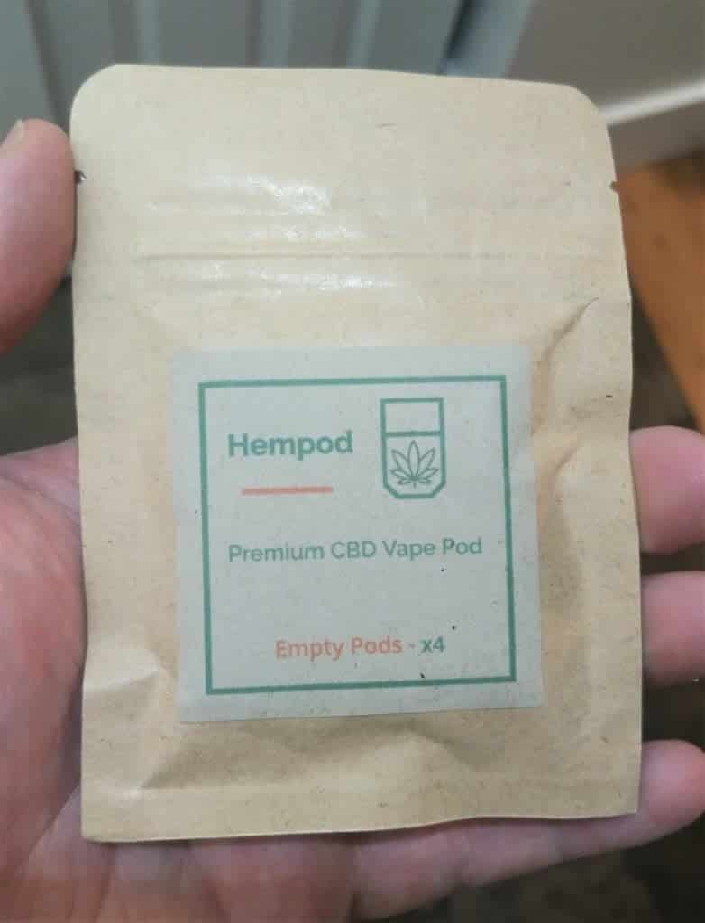 hempod cbd vape pod marijuana cannabis
