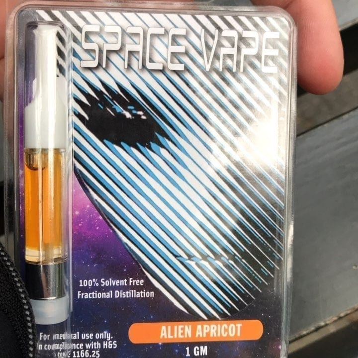 fake space vape oil
