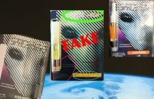 fake space vape
