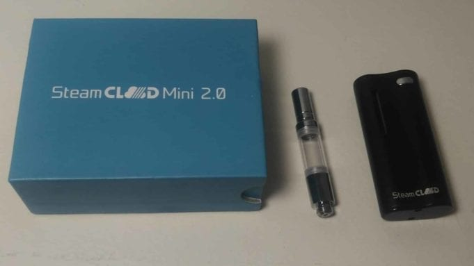 steamcloud mini 2.0 review