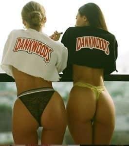 dankwoods pre roll joint blunt california