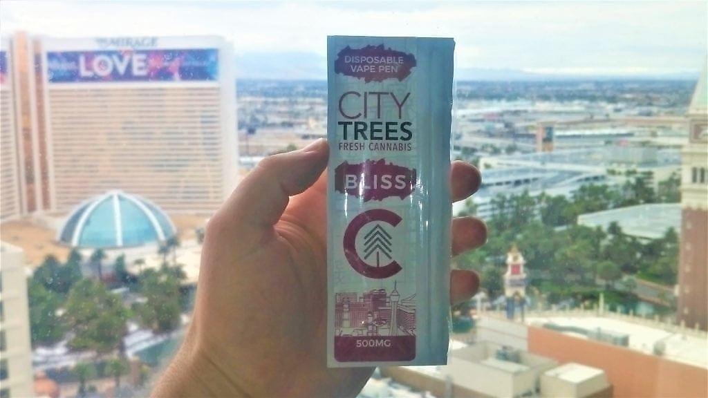 city trees bliss