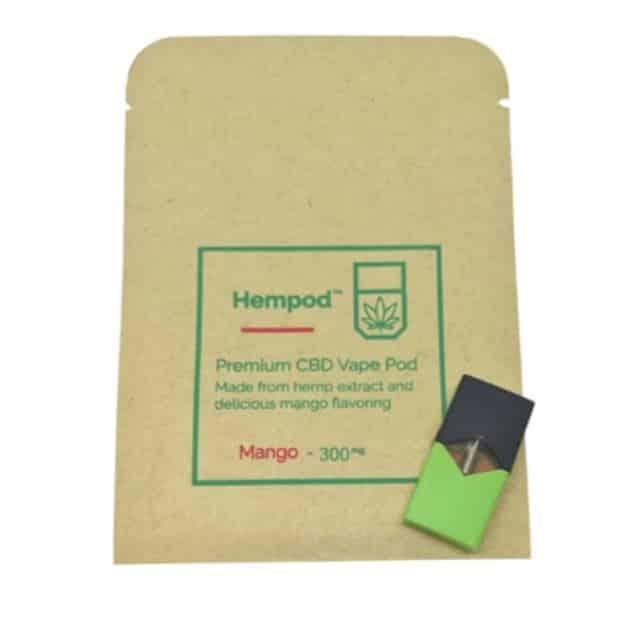 hempod cbd juul