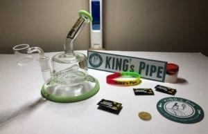 kings pipe rig review