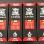 Kingpen Jack Herer carts