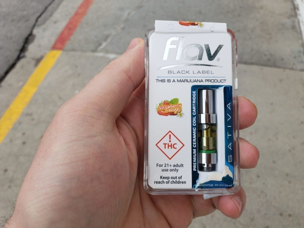 flav cartridge