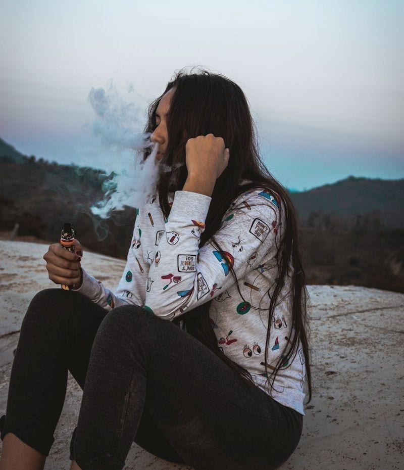 vaping cbd for anxiety