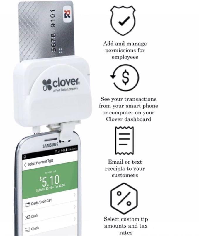 Clover Mobile Transaction