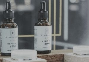 hemp and CBD oils