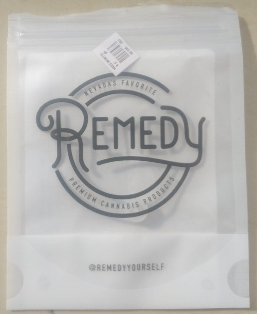 remedy cartridge packaging