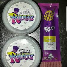 Runtz packaging