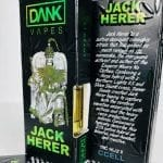 Dank Vapes Jack Herer Test Result