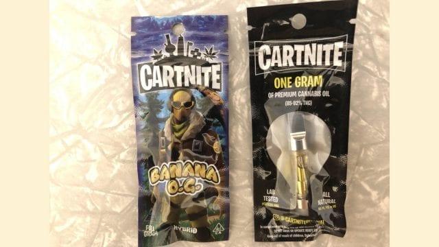 Cartnite is a fake brand