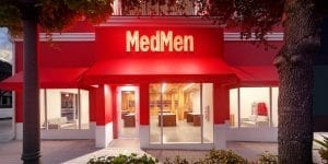 MedMen dispensary franchise