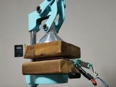a homemade rosin press