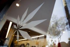 Cannabis business logo