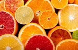 limonene is also found in citrus
