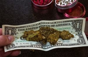weed is money!